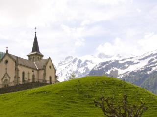 Eglise de Trient