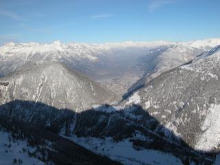 Trient et vallée du Rhône