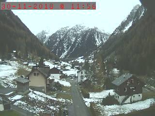 Webcam de la commune de Trient