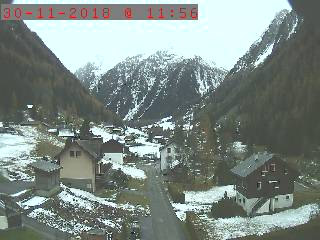 Webcam de la commune de Trient